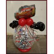 cadeau ballon cars