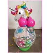 cadeau ballon unicorn