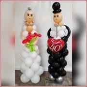 bruilofts paar