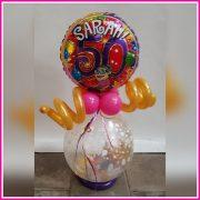 cadeau ballon sarah