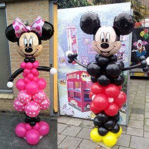 Mickey en Minnie