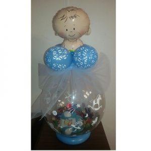 Cadeau ballon baby