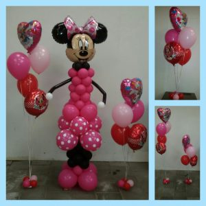 Minnie Mouse MW-001