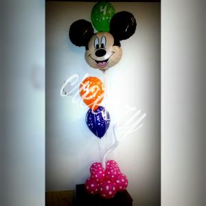 Helium tros mickey GD-001