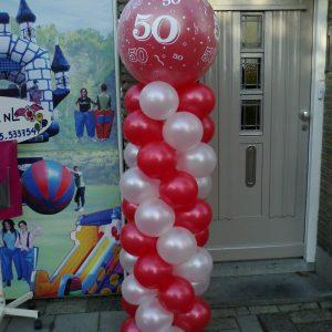 Pilaar 50 jaar