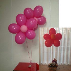 Helium bloem