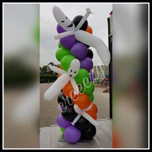 Halloween spookjes pilaar SE-003