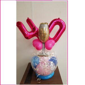 Cadeau ballon 40