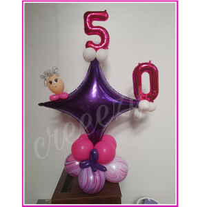 50 Jaar vrouw starpunt
