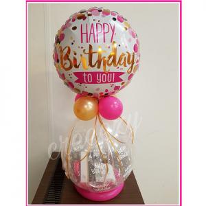Cadeau ballon grote folie