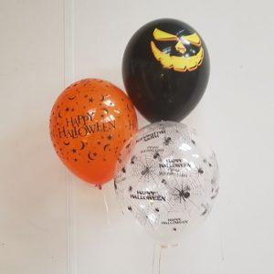 Halloween helium tros