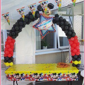 Tafelboog Mickey TB-001