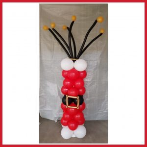 Kerstman broek pilaar SE-003