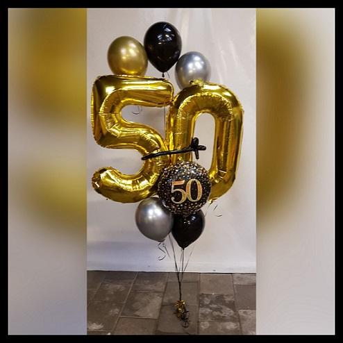 helium decoratie LD-007