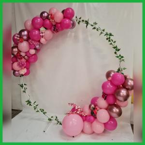Ballonnen boog ring