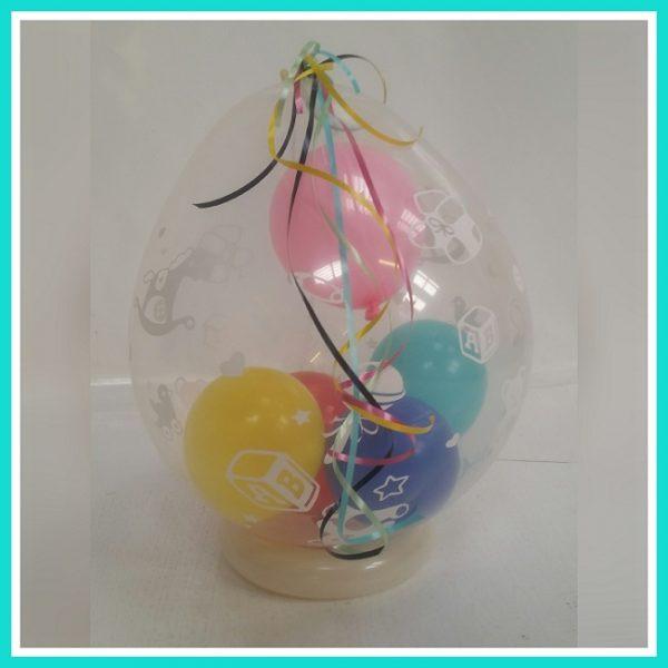 cadeau ballon basic