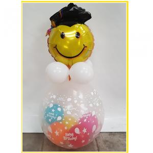 cadeau ballon geslaagd