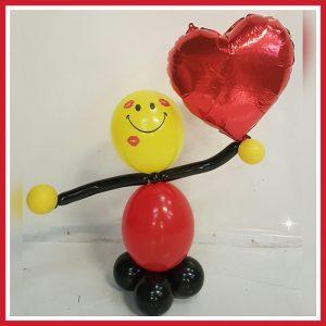 Valentijn creatie