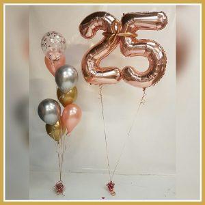 leeftijd 25 jaar