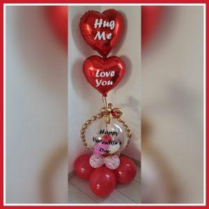 Valentijns bol compleet
