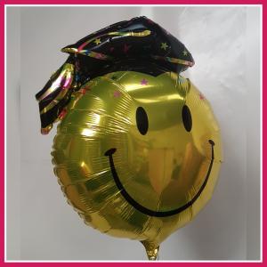 Geslaagd hoofd helium